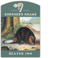 The Beaver Inn Ashford Logo